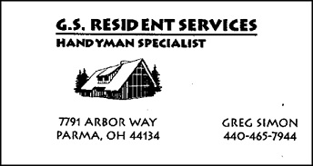 G.S. Resident Services